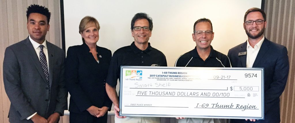 I-69 Thumb Region Selects Winner of the Catapult Business Plan Competition